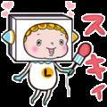 LIKE-kun and HATE-kun