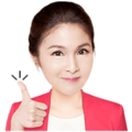 Lady Boss Sandra Dewi