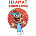 [Big Stickers] Dalang Pelo!