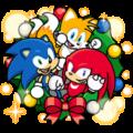LINE Rangers × Sonic the Hedgehog