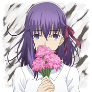 Free 「Fate/stay night [Heaven's Feel]」 LINE sticker for WhatsApp