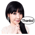 2NE1 Special Edition 2 Sticker for LINE & WhatsApp | ZIP: GIF & PNG
