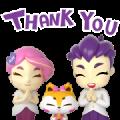 AE-chan, ON-kun, and Kanekko