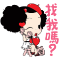 Free Ddung's Friends LINE sticker for WhatsApp