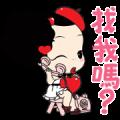 Ddung's Friends Sticker LINE
