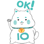 Free LINE 10?10 Stickers Vol. 1 LINE sticker for WhatsApp