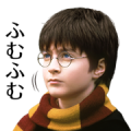 Free LINE Bubble 2 × Wizarding World: Round 1 LINE sticker for WhatsApp