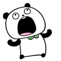 LINE Insurance × gokigenpanda Sticker for LINE & WhatsApp | ZIP: GIF & PNG
