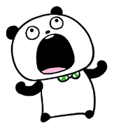 Free LINE Insurance × gokigenpanda LINE sticker for WhatsApp