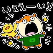 Free LINE Pay × Konezumi LINE sticker for WhatsApp