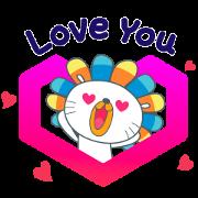 Laz Shopping Festival Sticker for LINE & WhatsApp | ZIP: GIF & PNG