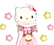 Free Live-Action Sanrio Characters LINE sticker for WhatsApp