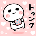 Free LuLuLun × Noisy Chicken & Round One LINE sticker for WhatsApp