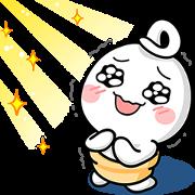 Nong Dee: Cute Sticker for LINE & WhatsApp   ZIP: GIF & PNG