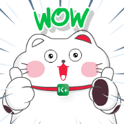 Free Peep-Chan: New Look, Fresh and Cool LINE sticker for WhatsApp