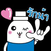 Pocari: Pocari-chan Sticker for LINE & WhatsApp | ZIP: GIF & PNG