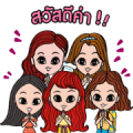 Free Sunsilk Limited Edition LINE sticker for WhatsApp