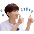 Super Junior in SJ Returns 2 Sticker for LINE & WhatsApp | ZIP: GIF & PNG