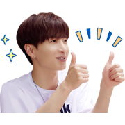Free Super Junior in SJ Returns 2 LINE sticker for WhatsApp