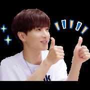 Super Junior in SJ Returns 2 Sticker for LINE & WhatsApp | ZIP: GIF & PNG