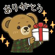 Free The POLO BEAR Vol. 5 LINE sticker for WhatsApp