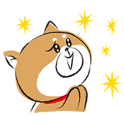 Free Together with John LINE sticker for WhatsApp