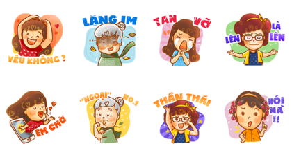Download WTT Stickers Sticker LINE and use on WhatsApp