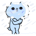 Intense Cat Part 12 Sticker for LINE & WhatsApp | ZIP: GIF & PNG