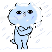 Free Intense Cat Part 12 LINE sticker for WhatsApp