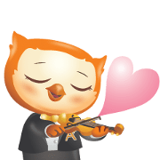 Owy's A+ World Sticker for LINE & WhatsApp | ZIP: GIF & PNG