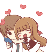 Centilia: Show Some Love Sticker for LINE & WhatsApp | ZIP: GIF & PNG