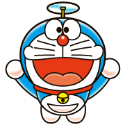 Doraemon Sticker for LINE & WhatsApp | ZIP: GIF & PNG
