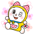 Doraemon & Dorami Sticker for LINE & WhatsApp | ZIP: GIF & PNG