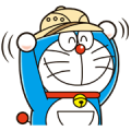 Doraemon the Adventure Sticker for LINE & WhatsApp | ZIP: GIF & PNG