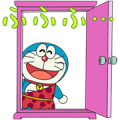 Doraemon the Movie 2016 Sticker for LINE & WhatsApp | ZIP: GIF & PNG