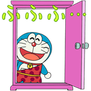 Doraemon the Movie 2016 Sticker for LINE & WhatsApp | ZIP: GIF & PNG