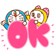 Doraemon's Animated Phrases Sticker for LINE & WhatsApp | ZIP: GIF & PNG