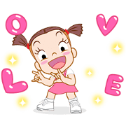 Jumbooka 11: Cute Cute Sticker for LINE & WhatsApp | ZIP: GIF & PNG