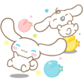 LINE POP2 × Cinnamoroll Sticker for LINE & WhatsApp | ZIP: GIF & PNG