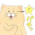 Nekonaughey × LINE Points Sticker for LINE & WhatsApp | ZIP: GIF & PNG