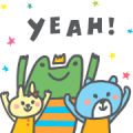 P714: Your Best Friend Sticker for LINE & WhatsApp | ZIP: GIF & PNG
