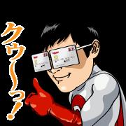 Rakuten Cardman: The Fourth Edition Sticker for LINE & WhatsApp | ZIP: GIF & PNG