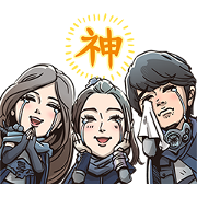 SoftBank: The Story of Giga Sticker for LINE & WhatsApp | ZIP: GIF & PNG