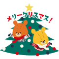 TINY ☆ TWIN ☆ BEARS Winter Stickers
