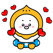 Juicy Dumpling Sticker for LINE & WhatsApp | ZIP: GIF & PNG
