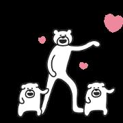 KETAKUMA×crocs Sticker for LINE & WhatsApp | ZIP: GIF & PNG