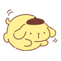 Pompompurin's Chowtime