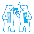 SEA BREEZE Polar Bear Stickers