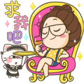 TuaGom: Pop-Up Stickers 4 Sticker for LINE & WhatsApp | ZIP: GIF & PNG