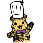 Welch's × Koguma Cakeshop Sticker for LINE & WhatsApp | ZIP: GIF & PNG